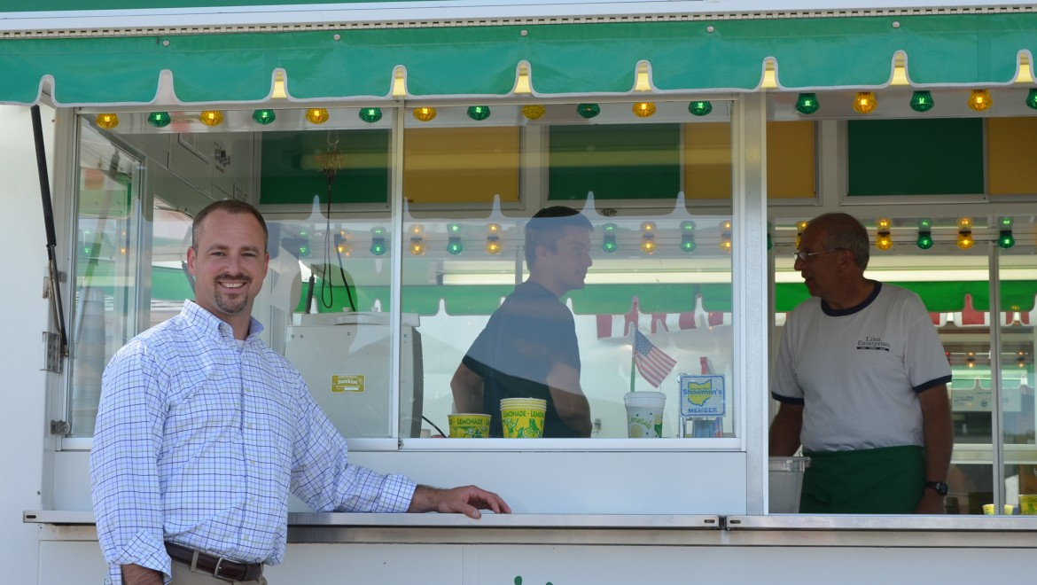 Concessionaires - Phil Teague