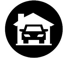 home and auto icon