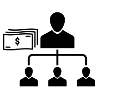 icon of referral bonus program