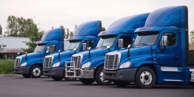 truck fleet image