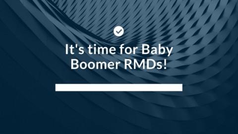 RMDs (Required Minimum Distribution)