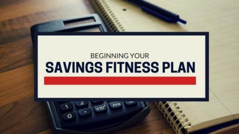 Financial Planning - Savings Fitness Plan