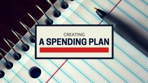 Financial Planning - Spending Plan