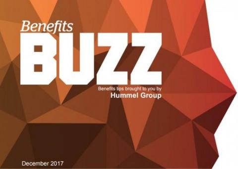 Benefits Buzz December 2017