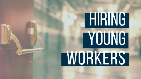 Hiring Young Workers photo