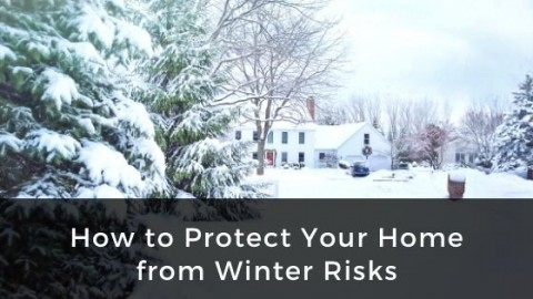 How to Protect Your Home from Winter Risks