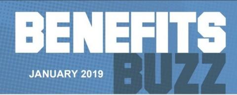 Benefits Buzz January 2019