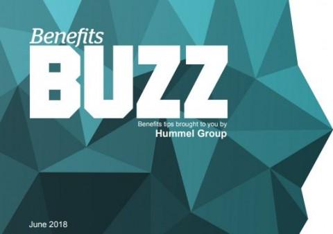 Benefits Buzz June 2018
