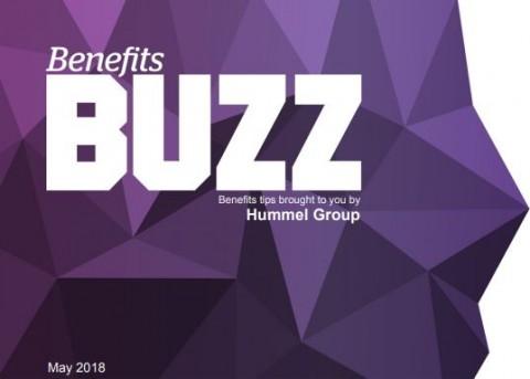 Benefits Buzz May 2018