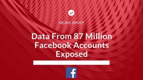 Facebook Data Exposed