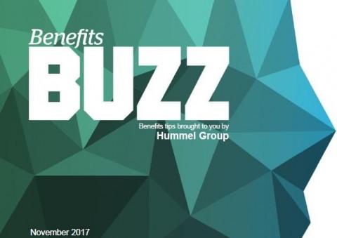 Benefits Buzz November 2017