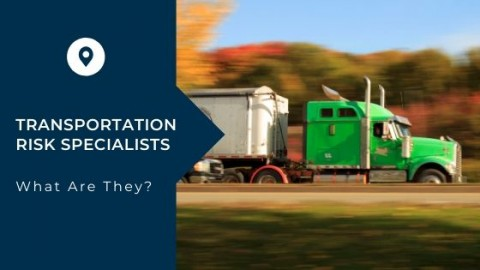 Transportation Risk Specialists - What Are They?
