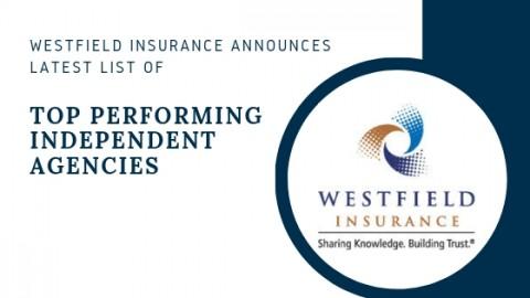 Westfield Insurance Announces Latest List of Top ...