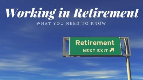 Working in Retirement
