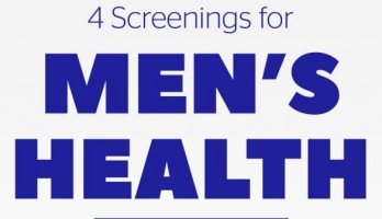 4 Screenings for Men's Health