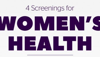 4 Screenings for Women's Health