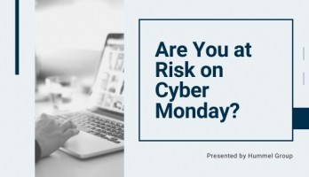 Are You at Risk on Cyber Monday?