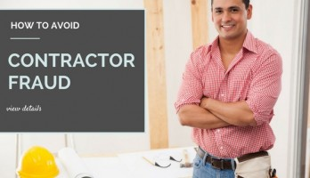 How to avoid contractor fraud