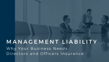 image for blog: Management Liability Why Your Business Needs Directors and Officers Insurance