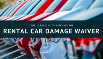 Rental Car Damage Waiver