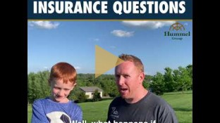 Kids Answering Insurance Questions - Home Insurance