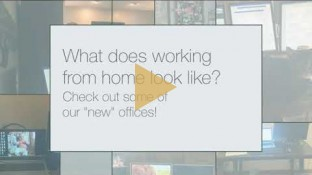 What does working from home look like at Hummel group?