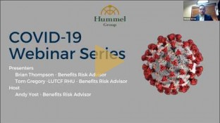 Webinar Part 1: COVID-19 and the Impact on Employee Benefits